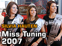 Miss Tuning 2007 Silvia Hauten