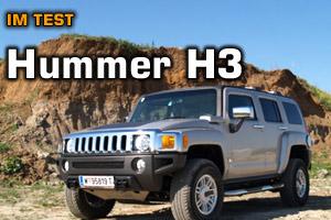 Hummer H3 Test