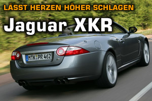 Jaguarr XKR