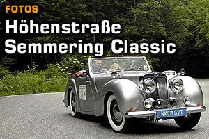 Höhenstraße Semmering Classic Bilder