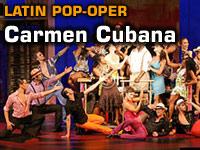 Carmen Cubana Latin Pop-Oper