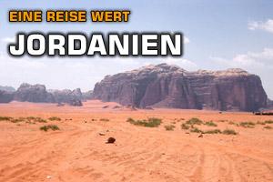 Jordanien Reisebericht