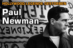 Paul Newman: Hollywood verliert Filmlegende